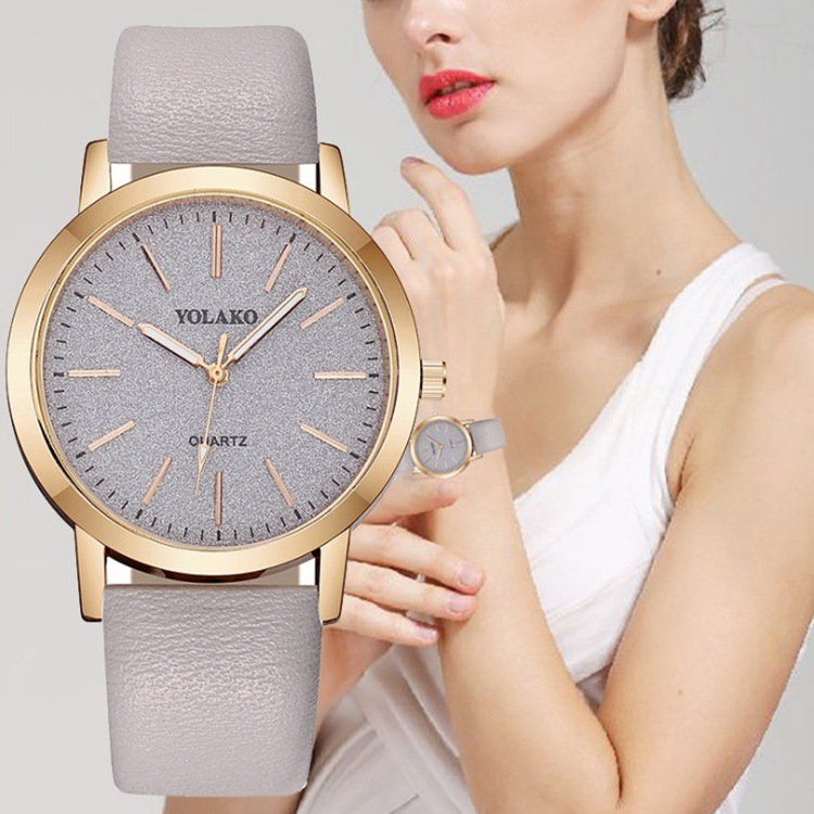 2019 Montre Femme Hot Selling Personality Trend  Double-Sided Hollowed Children's Leather Watch Relogio Feminino часы женские