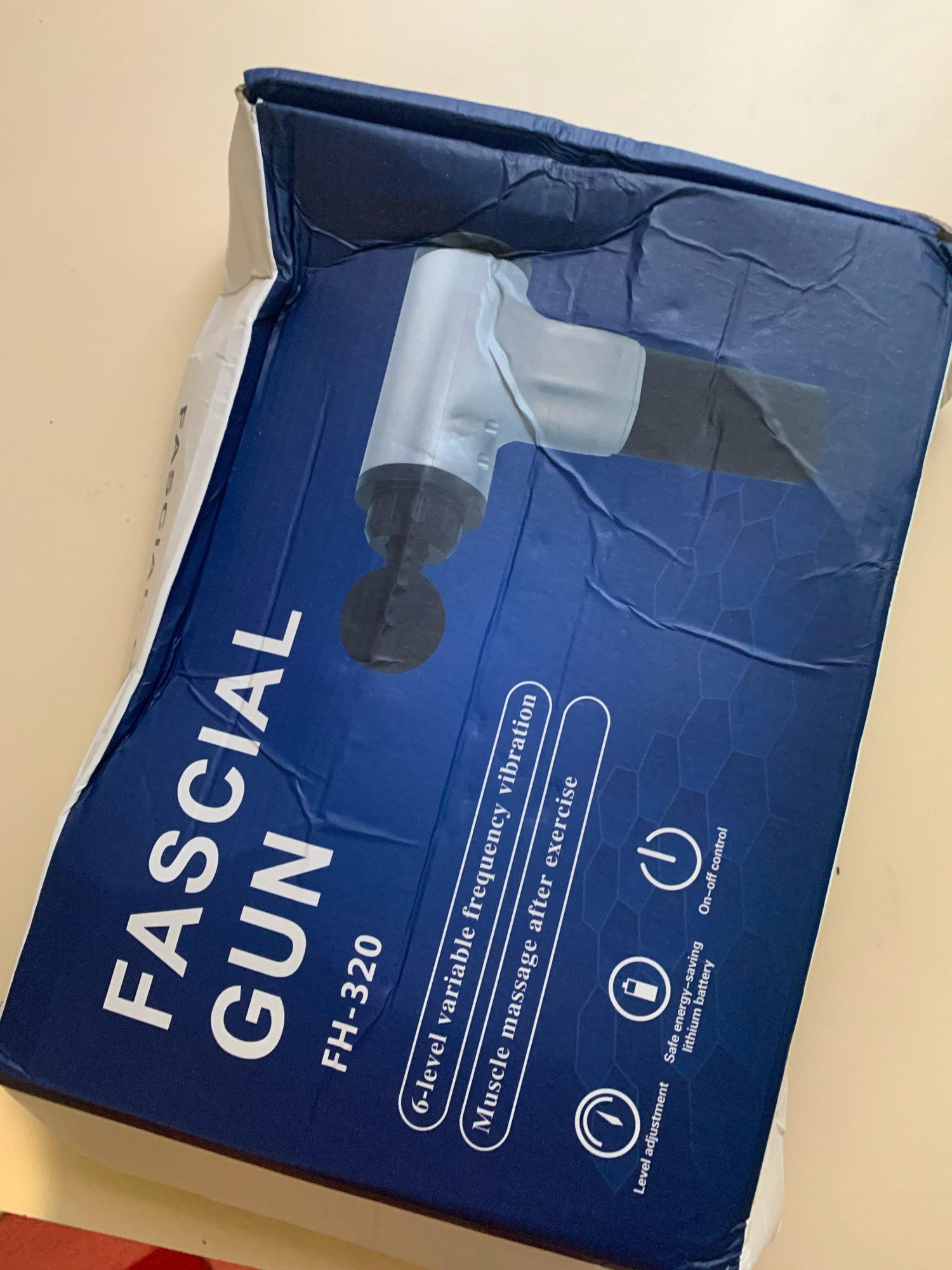 MuscleGun™ - Powerful Tissue Muscle Massage To Relieve Muscle Pain photo review