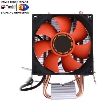 Heatpipe dual CPU refrigerator Intel LGA775 1155 AMD AM2 AM3 radiator цена 2017