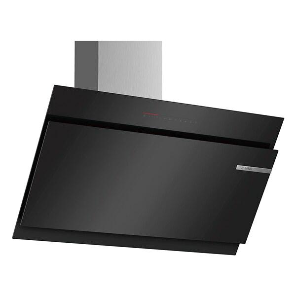 Conventional Hood BOSCH DWK98JQ60 90 Cm 840 M³/h 55 DB 163W Black