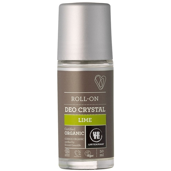 Urtekram Ball Deodorant-Crystal