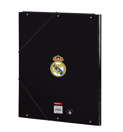 WALLET FOLIO 3 LAPELS REAL MADRID 1ª AND