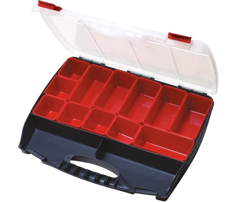 Sorting Box 12 Buckets With Handles Sb-4536b