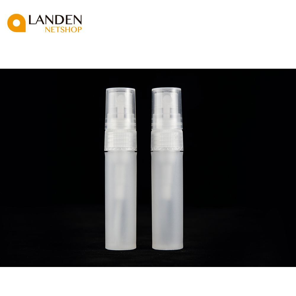 2 Pc Mini Bottle Perfume Portable Nebulizer Plactico De Empty Bottle Cosmetics Toner Bottling Spray Bottle 5ml