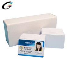 230 шт пустая пластиковая ПВХ ID карта струйная печать визитная карточка без чипа для Epson или Canon принтера