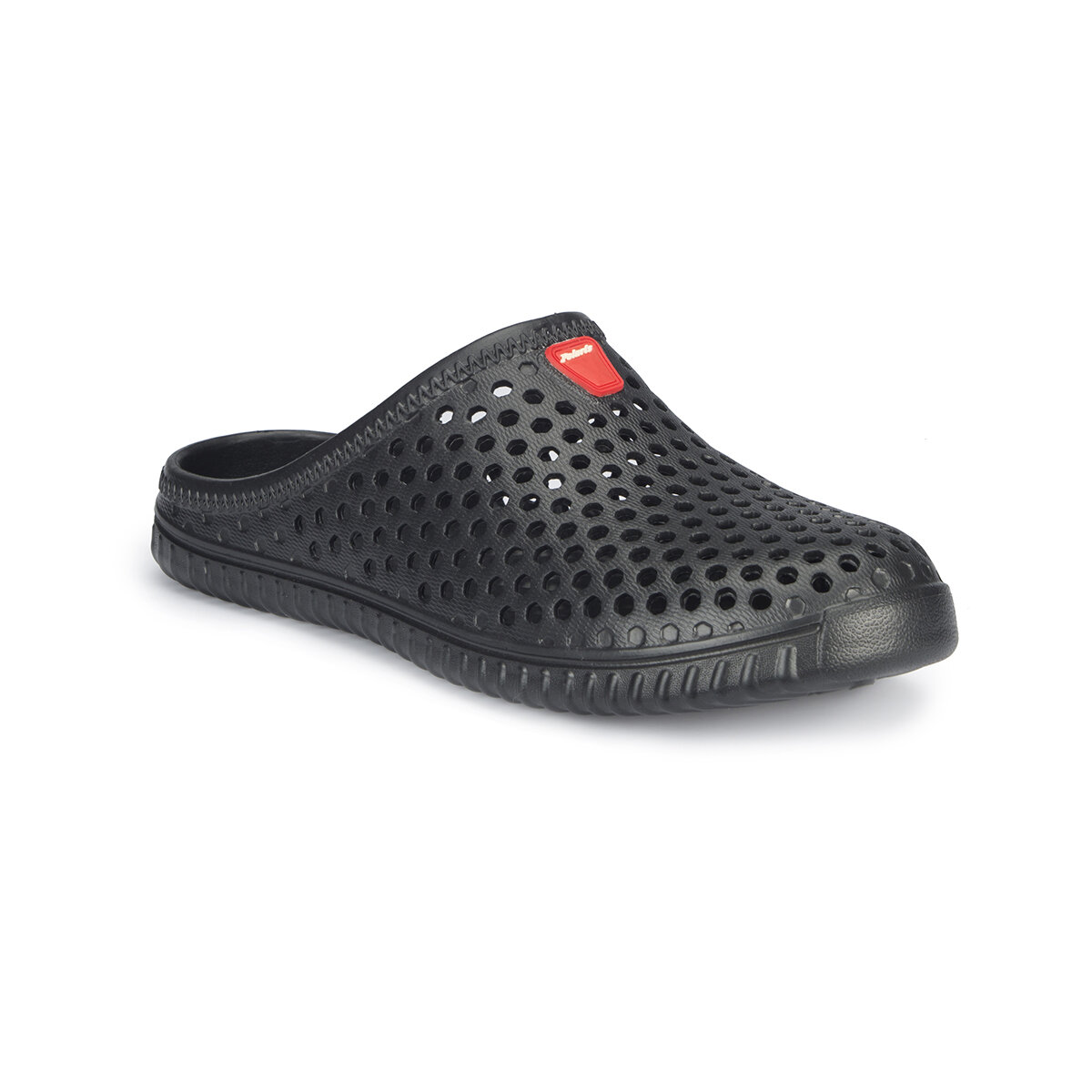 FLO 81.452258.M Black Male Slippers Polaris