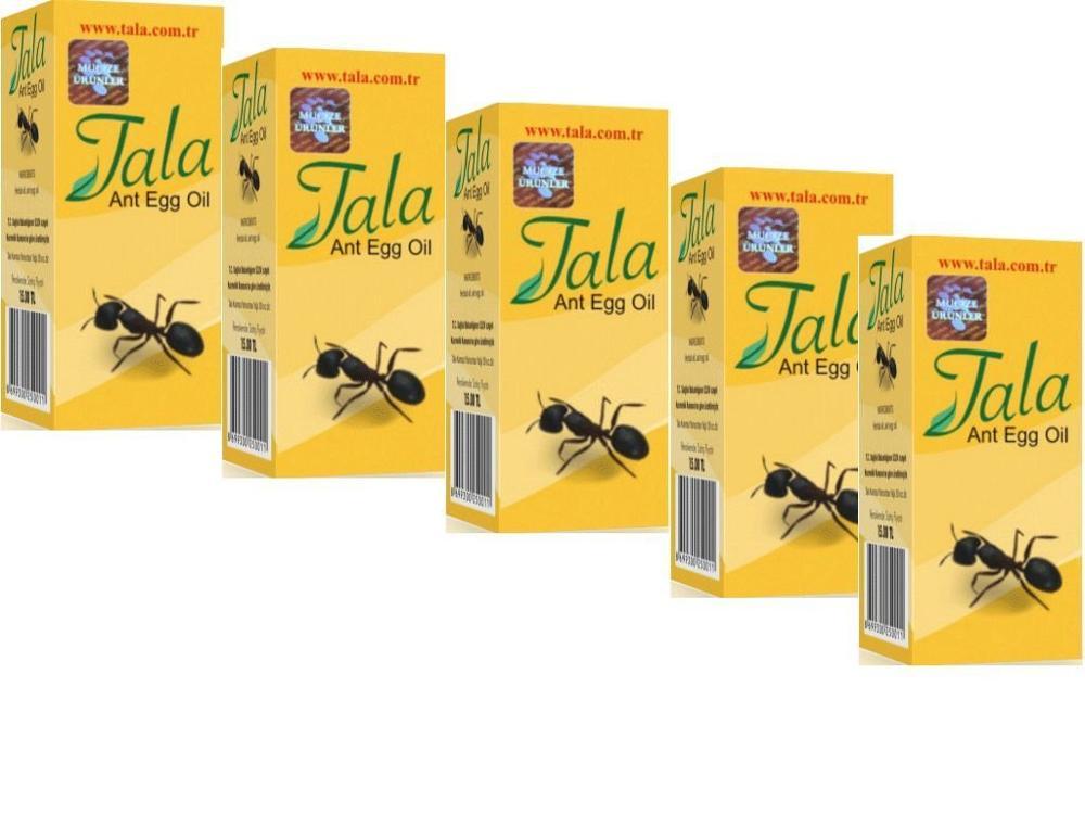 5 Tala ANT EGG OIL 20ml 0.7oz Natural Organic Hair Removal,reduction,eradicate