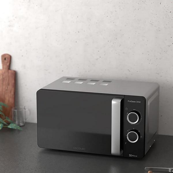 Cecotec ProClean Microwave Grey