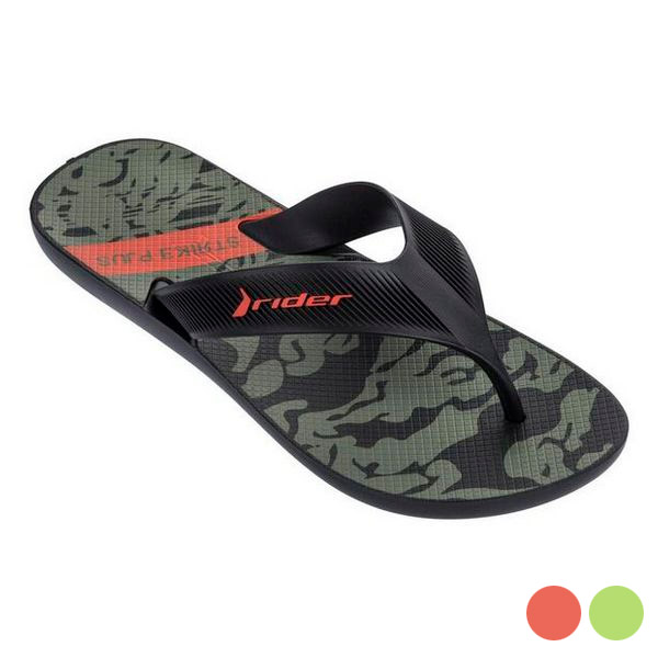 Men's Flip Flops Rider Strike Plus