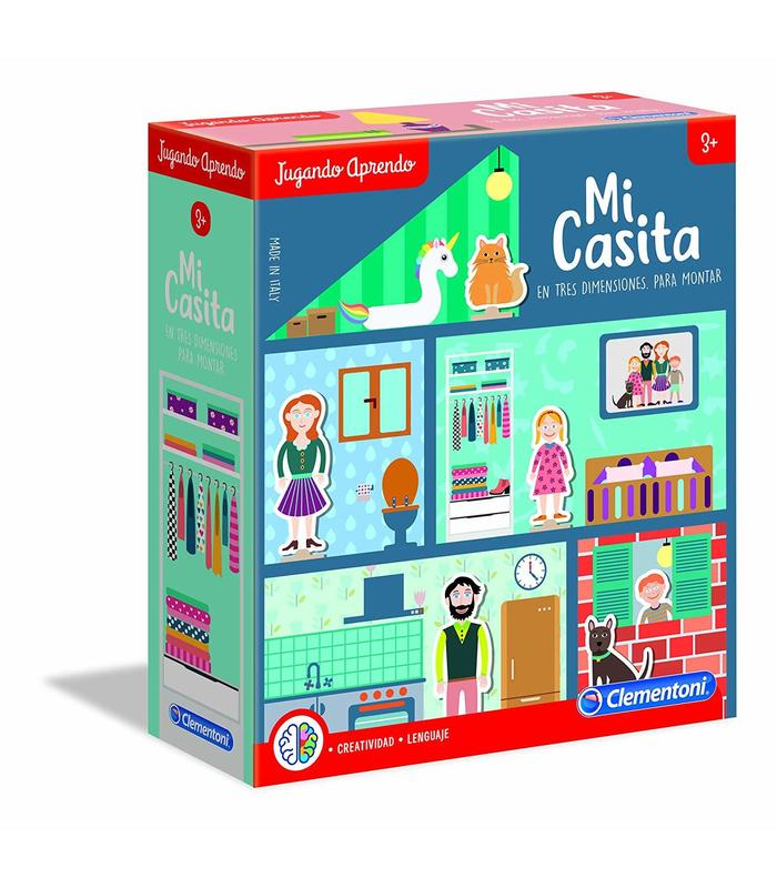 My Little House + 3 Years Toy Store Articles Created Handbook