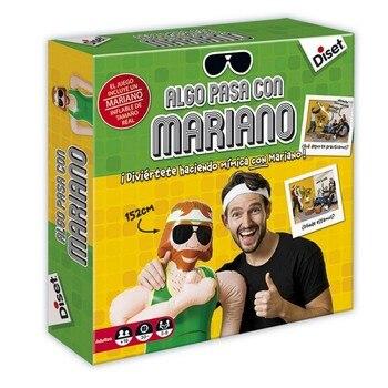 Juego Algo Pasa con Mariano Diset (ES)