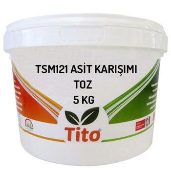 Tito TSM121 Powder Acid Mix 5 kg