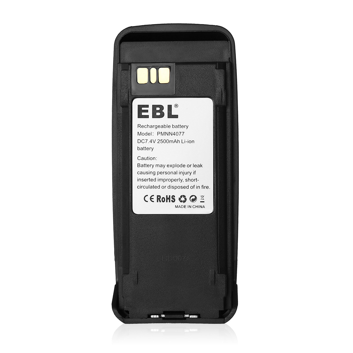 2500mAh NNTN4496 NNTN4497 Li-ion Battery for Motorola PR400 CP200 CP150 EP450 US
