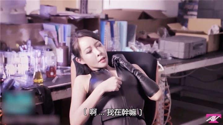 SWAG剧情大作 - 美艳嫩模princessdolly化身巨乳搜查官[1V/395MB]