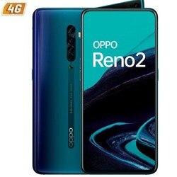 Oppo Рино 2 Океанский синий мобильный Smartphone-6.5 '/16,5 см-snapdragon 730g - 8 Гб оперативной памяти-256 ГБ-cam (48 + 8 + 13 + 2 общее количество)/16 Мп-4g android
