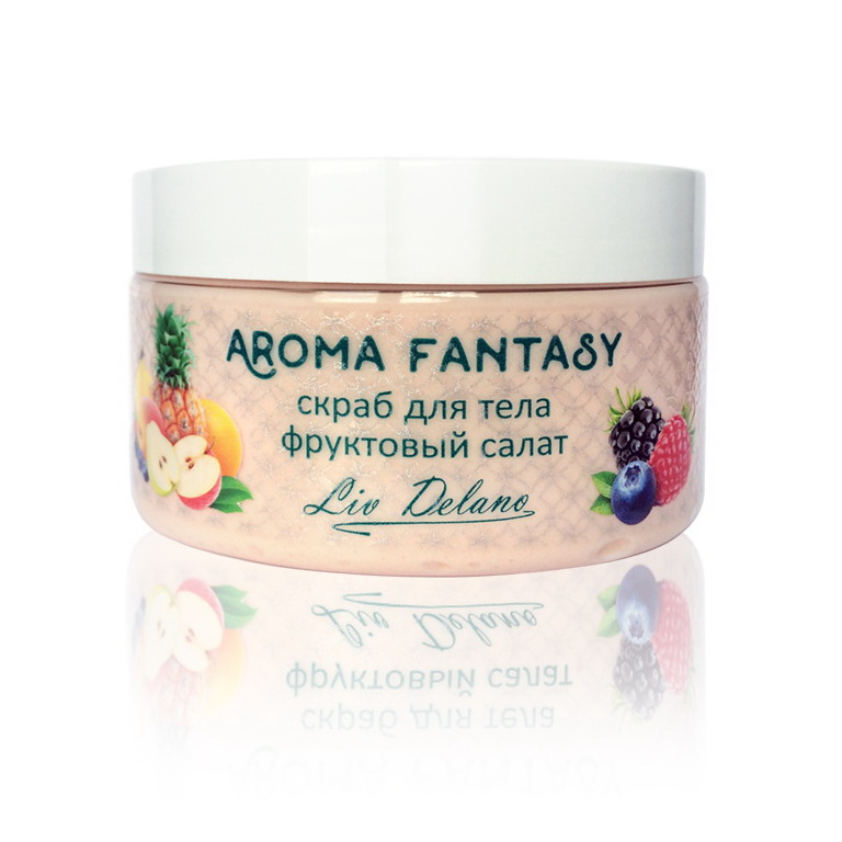 Body Scrub Fruit Salad, Aroma Fantasy 300g