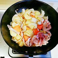改良版日式土豆炖肉的做法图解8