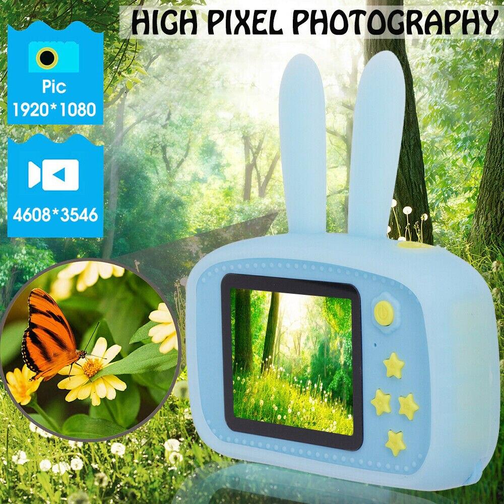 Дети сфотографировать Камера Full HD 1080P Портативный цифрового видео Камера 2 дюймов ЖК-дисплей Экран Дисплей детей-ForKid обучения исследование