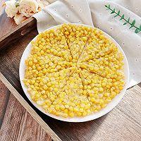 黄金玉米烙❗️饭店大菜在家轻松搞定❗️年夜宴客菜的做法图解8