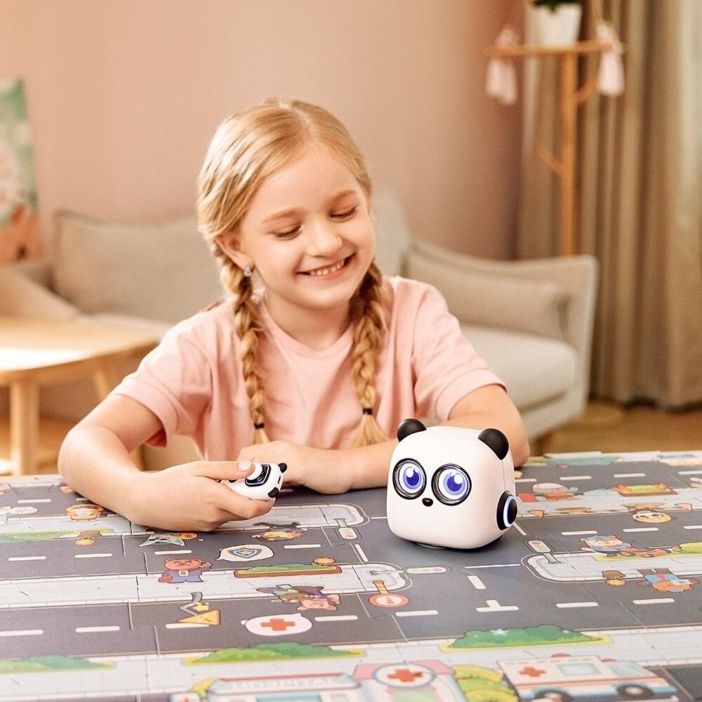 Makeblock mTiny Coding Robot Kit, early children education robot Smart Robot Toy for Kids Aged 4+, 5