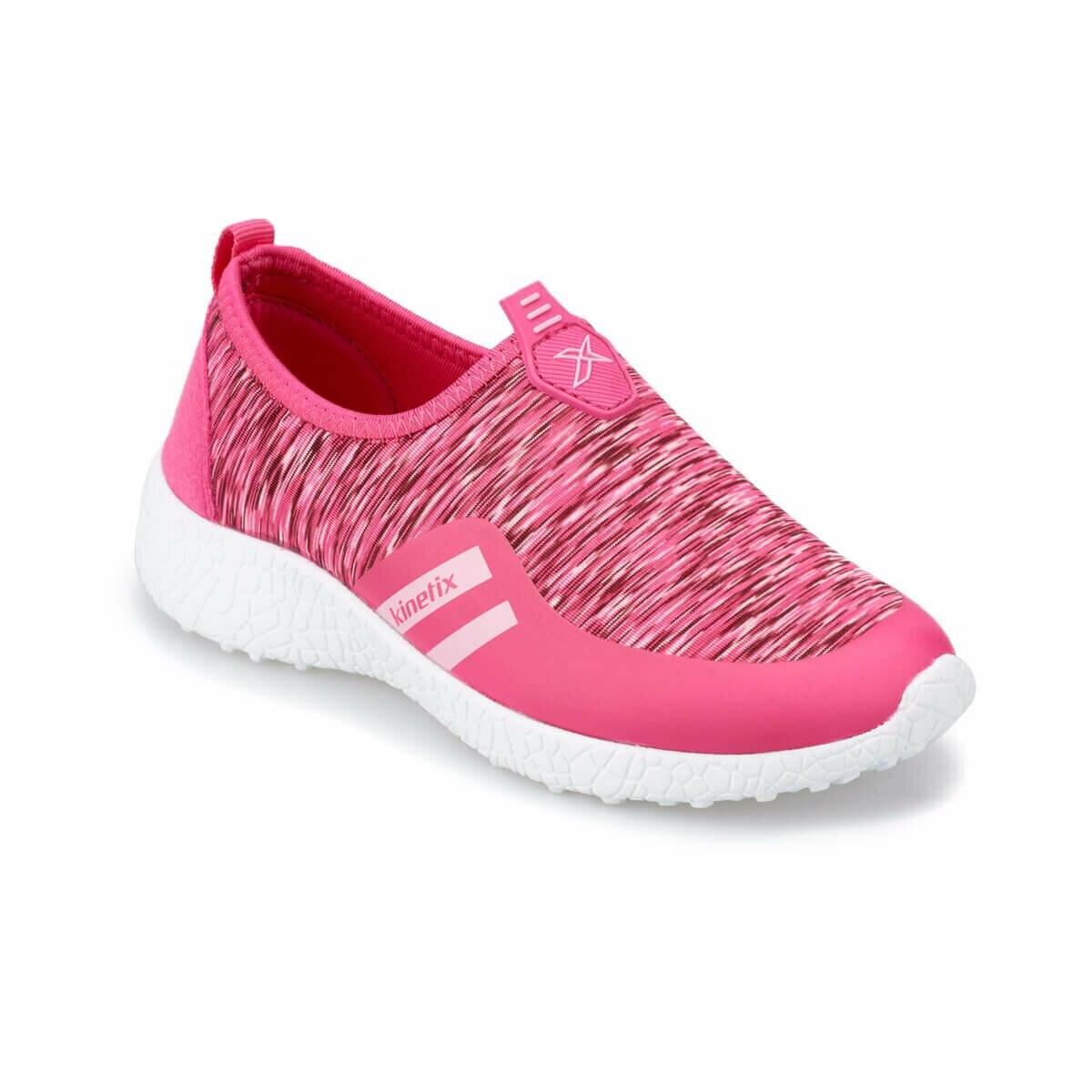 FLO AGNAR Fuchsia Girl Boy Walking Shoes KINETIX
