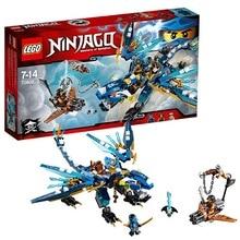 Конструктор LEGO NINJAGO Дракон Джея