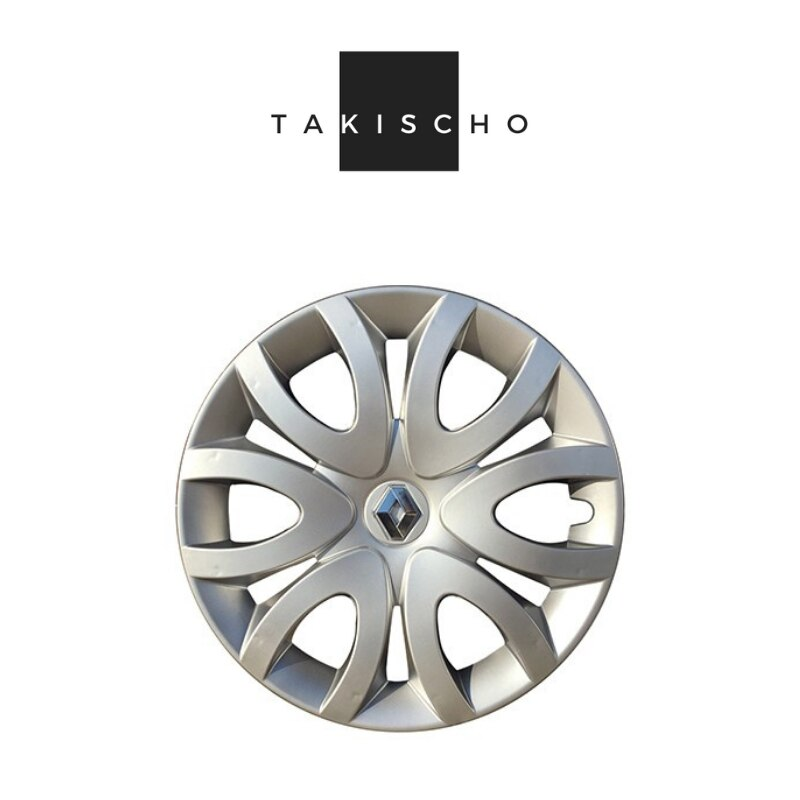 """15/"""" Inch #503 Hubcap Silver 4pc Qty 4 Pop On Wheel Cover Rim Skin Cover"""