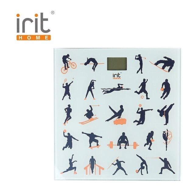 Весы напольные Irit IR-7261