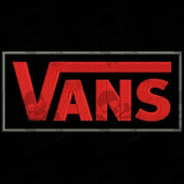 <font><b>VANS</b></font> Iron <font><b>patch</b></font> Toppa ricamata gestickter <font><b>patch</b></font> brode remendo bordado parche bordado image