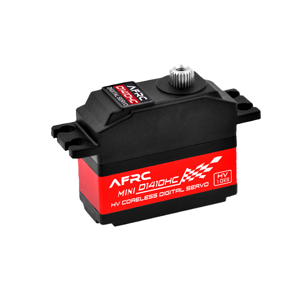 AFRC D1410HC 25g 9257 steering gear MINI HV digital rc servo for 450 500 helicopter fixed wing drone RC model car
