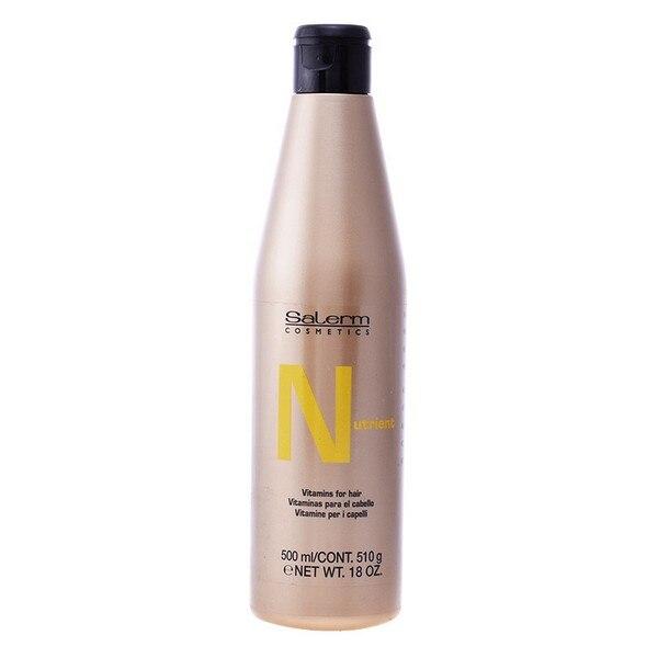Anti-Hair Loss Shampoo Nutrient Salerm (500 Ml)