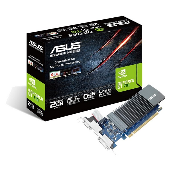 Graphics Card Asus 90YV0AL1-M0NA00 2 GB GDDR5 954 MHz