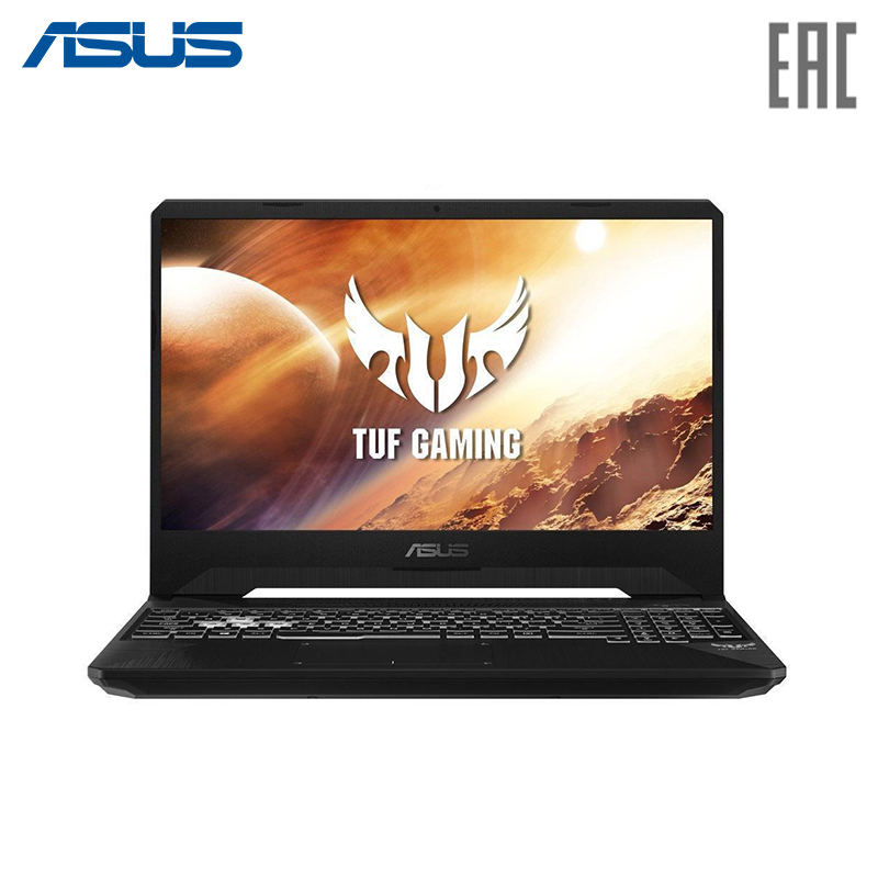 "Laptop ASUS TUF FX505DU 15.6 ""FHD IPS 60Hz/AMD Ryzen 5 3550 H/8 GB/ 1 TB + 256G M.2 SSD/GTX 1660Ti 6 GB/DOS Black (90NR0271-M04650)"