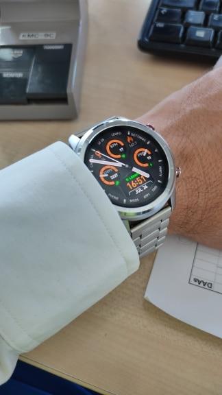 Reloj inteligente para hombre