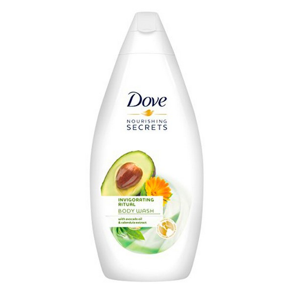 Shower Gel Invigorating Ritual Dove (500 Ml)