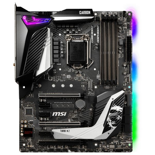 Gaming Motherboard MSI MPG Z390 PRO CARBON AC ATX LGA1151