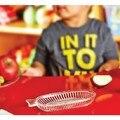 Glas Baby Reibe Obst Reibe Baby Lebensmittel Obst und Gemüse Gesund Glücklich Babys in Der Türkei
