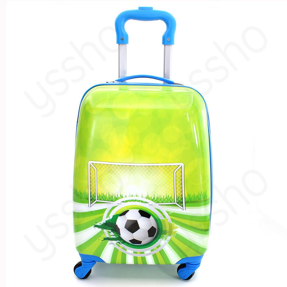 Suitcase Infant For Cabin Rigida Stamping Children