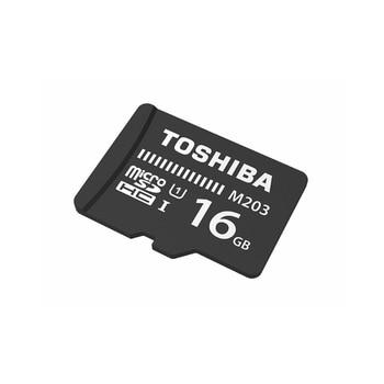 TOSHIBA micro sd cl10 16gb m203 sin adapt