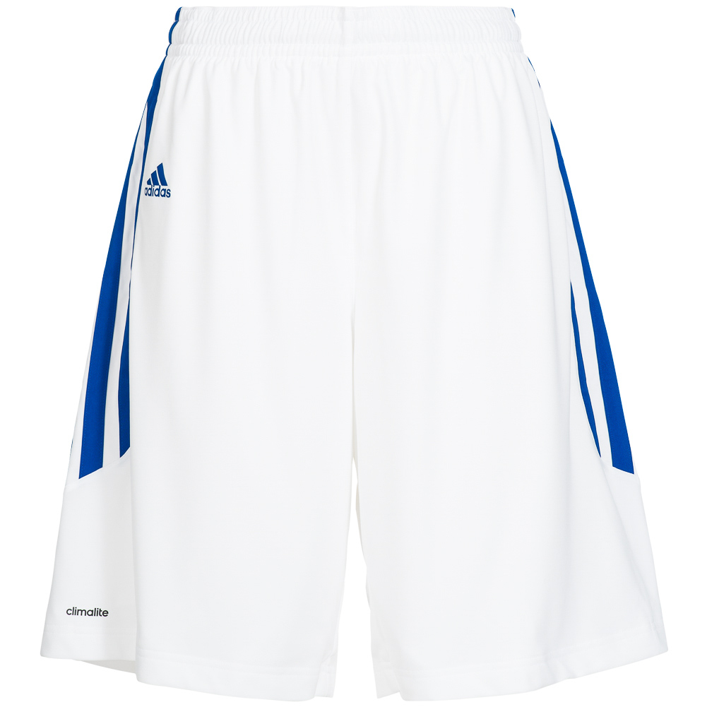 ADIDAS PANTALONCINI GIVES BASKET UOMO WHITE|Casual Shorts ...