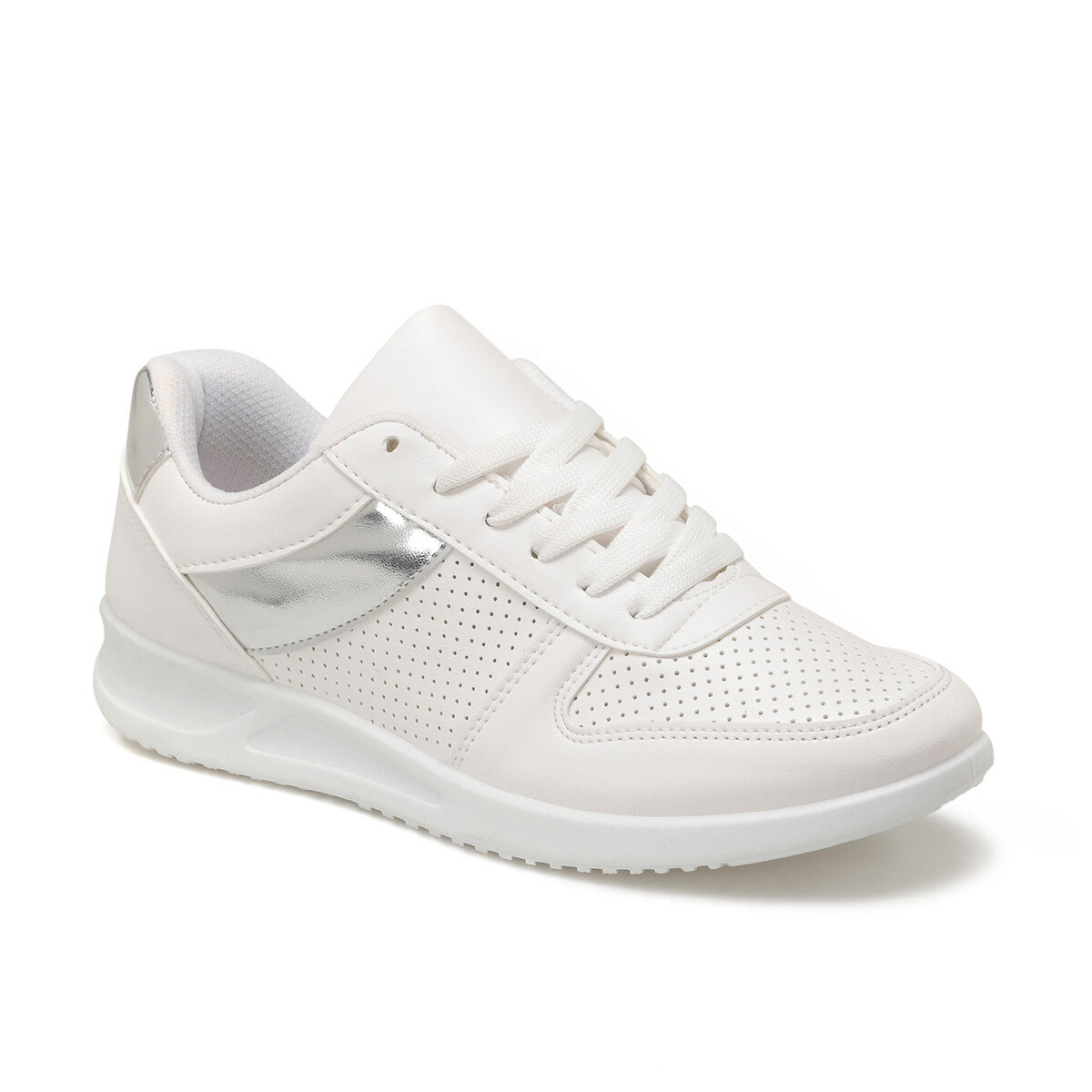 FLO 91. 313390.Z White Women 'S Sports Shoes Polaris