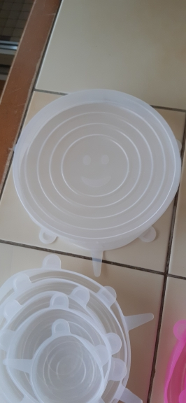 Reusable Silicone Stretch Lids - 6 pack photo review