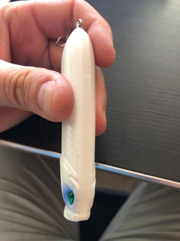 Iscas artificiais Artificial Treble Rígido