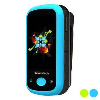 "MP4 Player Sunstech Ibiza 1,8"" 4 GB Bluetooth"