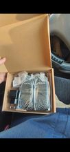Walkie-Talkie top! Got very quickly on Kamchatka, in a box of walkie-talkie, batteries to
