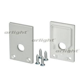 024322 Plug SL-LINE-2011M RCT With Hole [Plastic] Package-set. ARLIGHT-LED Profile Led Strip/ARLIGHT ^ 02