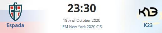 沙龙电竞:10月18日IEM纽约站2020独联体区小组赛前瞻插图(4)