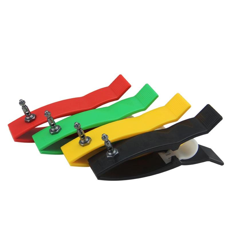 Muti-fuction Adult ecg ekg accessories fit for banana 4.0 Din 3.0 Clip Snap 4pcs/set