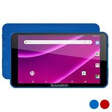 Sunstech TAB781 планшет, экран 7 дюймов, четырёхъядерный, 1 ГБ ОЗУ 8 Гб ПЗУ