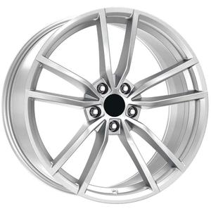 19 inch wheel rims for golf proteria 8.5*19-5*112 ET42 57.1 Dynamic Silver